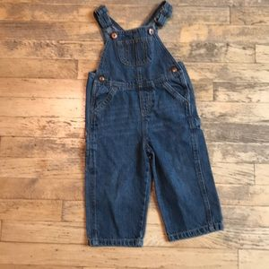 Levi's 24 months overalls
